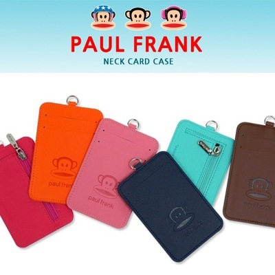 Qoo10 200190 bag wallet made in koreapaul frank neckbusiness card casename card reheart Image collections