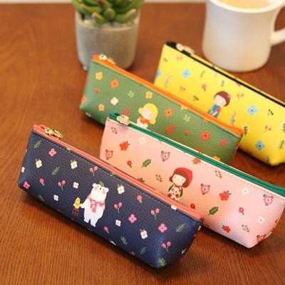 [Made In Korea][SWEET MANGO] GRACEBELL Hello Jane Pencil Case   [
