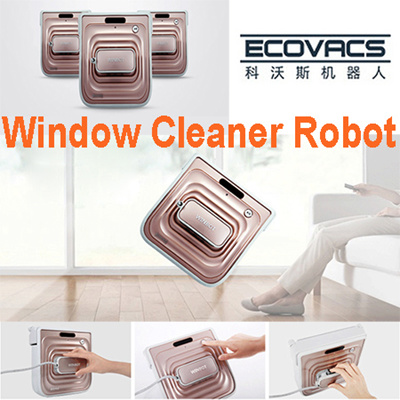 Magic Winbot Vacuum Window Cleaner Robot Glass Wiper cleaner suface Brush  New Cheap cleaning house DIY Ecovacs WRN70 WRN60