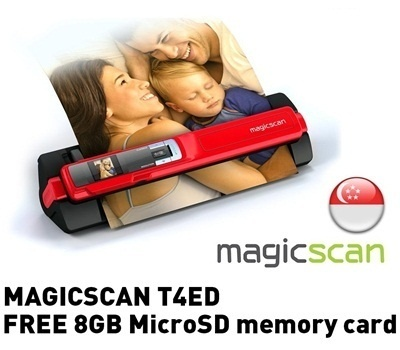 MAGICSCAN T4ED DRIVER FOR WINDOWS