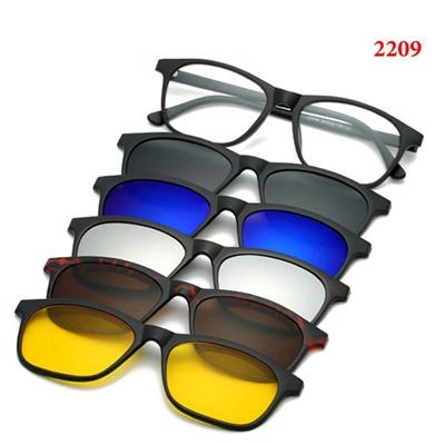 97c0802248946 Qoo10 - ☆ Magnetic Clip On Sunglasses ☆ Changeable Len Color Screen  Polarized ...   Men s Bags   Sho.