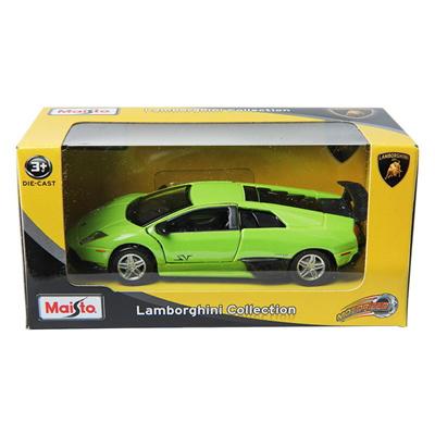 Qoo10 Maisto Lamborghini Murcielago Lp670 4 Sv Green 1 43 Die Cast