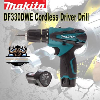 MAKITA DF330DWE 10.8V DRILL DRIVERS FOR WINDOWS VISTA