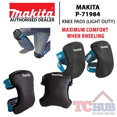 Makita P-71984 Knee Pads Light Duty