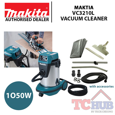 makitaMakita VC3210L Wet Dry Vacuum Cleaner  Best suitable for working with  power tools