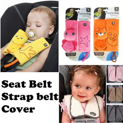 d6bd3a999a9 Baby Seat Belt Cover JJ cole reversible strap belt cover