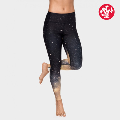 9d3c6f780d3d9 Manduka Engineered Print Legging - Shooting Star Print