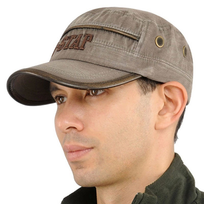 0ab0ace3833 Qoo10 - Master men  s flat-topped hats, sports hats fashion hat for ...