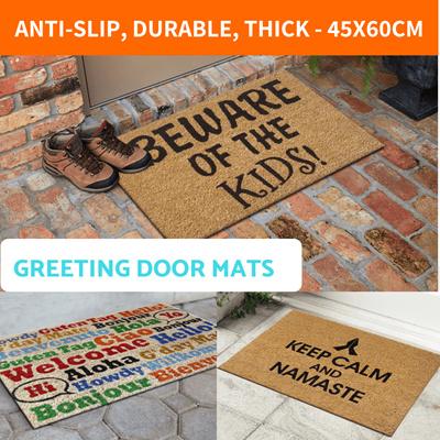 Qoo10 - Floor Decor Mat : Furniture & Deco
