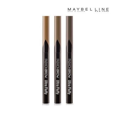 Qoo10 Maybelline Fashion Brow Ultra Fluffy Gel To Powder Eye. Ready Stock Maybelline Fashion Brow Pomade Crayon Krayon Alis
