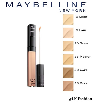 Maybelline ✿ Fit Me Concealer ✿ Authentic From USA ✿ Ready Stock In SG