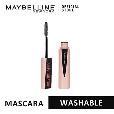 325b5d93306 Qoo10 - Maybelline Total Temptation Washable Mascara : Cosmetics