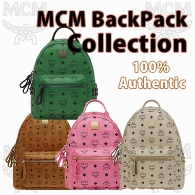 100 Authentic Mcm Best Backpack Collection Mediumlarge