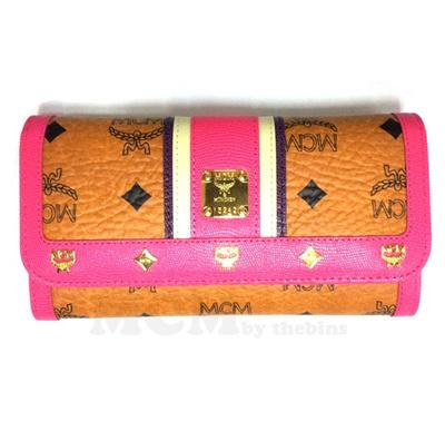 new concept 3e630 d50a2 Qoo10 - MCMのお財布 : Bag & Wallet