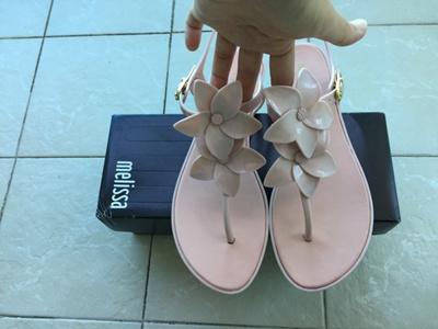 fd92b53f0 Qoo10 - Melissa Solar Garden II Sandals (Authentic)   Shoes