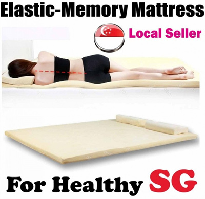 Qoo10 Memory Foam Mattress Single Queen King Local Seller Ready Stock