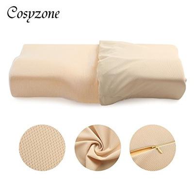 Qoo10 Memory Foam Pillow Sleep Stiff Neck Supine Measures Snoring