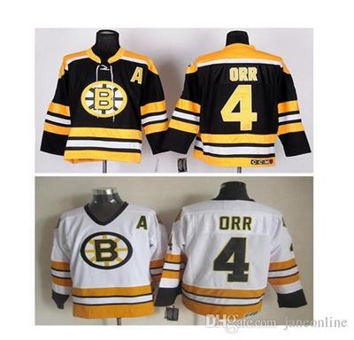 Qoo10 - MEN NWT CCM BOBBY ORR BOSTON BRUINS HOCKEY JERSEY 4 Bruins Jersey  Blac...   Sports Equipment 2b7a8ad63