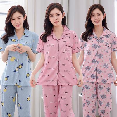 1aa1006cab Men sleepwear cotton material plus size men clothes women pajamas women top  and bottom set cotton