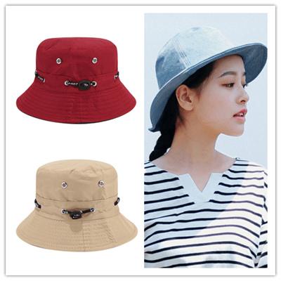 ccbd1534 Men Women Bucket Hat Cap Casual Fishing Military Hunting Safari Summer  Outdoor