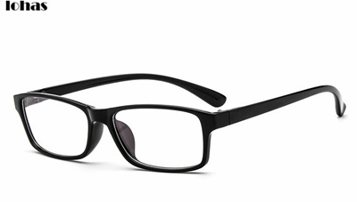 6f9739cc0da2 Men Women Eyeglasses Frames Plain Glass Spectacle Frame Optical Clear  Lenses Eye Glasses Frame
