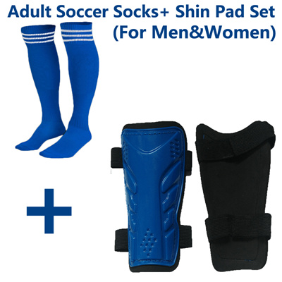 Qoo10 - Adult Socks+Shin Pad   Sports Equipment cc1f3cc95