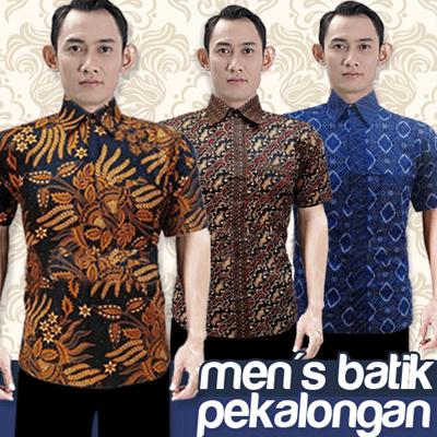 58544daa09f9a Mens Batik Shirt Collections - High Quality - Special Batik Day - Best  Seller