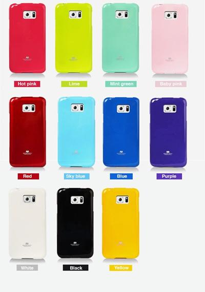 best service dbddb ae08d Mercury Colour Jelly Back Cases for Samsung Galaxy J2 Prime J5 Prime J7  Prime Grand Prime Core Prime