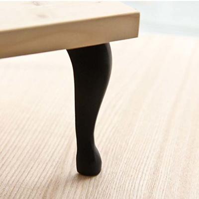 Qoo10 Metal Feet Furniture Sofa Table Cabinet Corner Legs Black