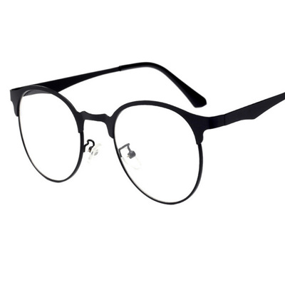 Qoo10 - Metal Full Frame Eyeglasses Frames High Quality Spectacle ...