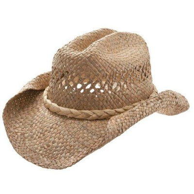 9de316a3eba Qoo10 - (MG) Accessories Hats DIRECT FROM USA Straw Cowboy Hat-Natural Roll  W3...   Fashion Accessor.