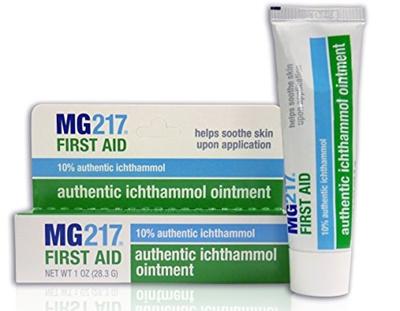 MG217 First Aid Ichthammol Ointment, 1 Ounce