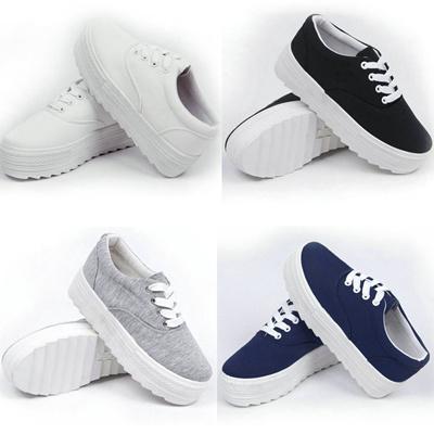 c94236fa37c Qoo10 - THICK PLATFORM SHOES   Shoes
