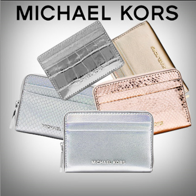 67c37f165ef9 [Michael Kors]one day price ♥ 9 SYLE Card Case Wallet/Official Genuine