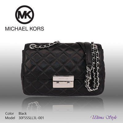 f89433297 Michael Kors Sloan Large Quilted Shoulder Bag