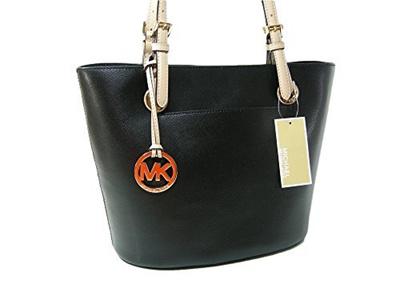 5d19a030ceffe2 Qoo10 - (Michael Kors) New Michael Kors Logo Purse Tote Medium Hand Bag  Genuin... : Bag & Wallet