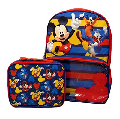 450d009e3d9 Qoo10 - (Mickey Mouse) Disney Mickey Mouse Backpack with Detachable  Insulated ...   Kids Fashion