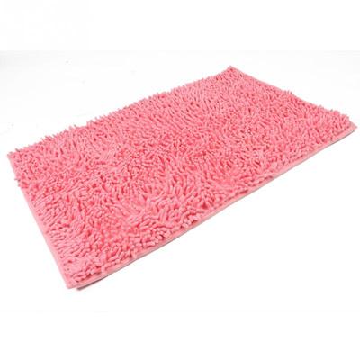 Microfiber Shag Bath Mat Bathroom Mats Shower Rugs Super Soft Colorful Carpet 16x24 Inche