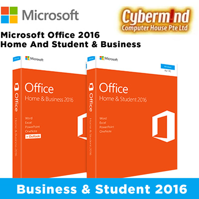 Qoo10 - Microsoft Office 2016 Home And Student | Home And Business