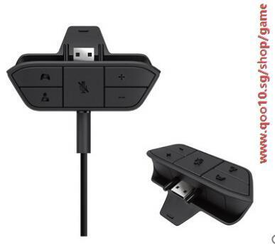 Microsoft Xbox One Original Stereo Headset Adapter for Xbox One