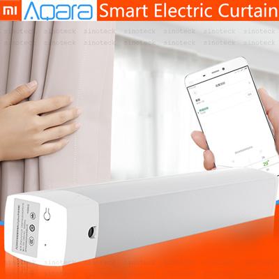 MijiaOriginal Xiaomi Aqara Intelligent Smart Curtain Motor ZiGBee Wifi For  xiaomi Smart MI Home Device