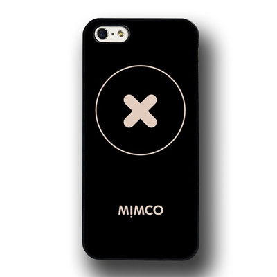 competitive price b87ad 404f5 Mimco Classic Logo Design Beautiful Fashion Girly Hard Phone Case Cover for  IPhone 4 4S 5 5C 5S 6 6S