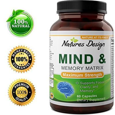 Qoo10 Mind Memory Enhancement Supplement Brain Booster
