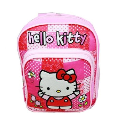 Qoo10 - Mini Backpack - Hello Kitty - Pink Red Box   Kids Fashion 73357207b1e6e