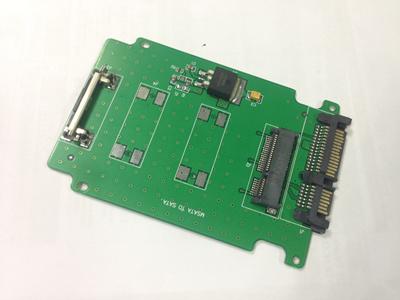 Mini PCI-e PCIe mSATA 30mm x 50mm SSD To 2.5 inch SATA Adapter Converter Card