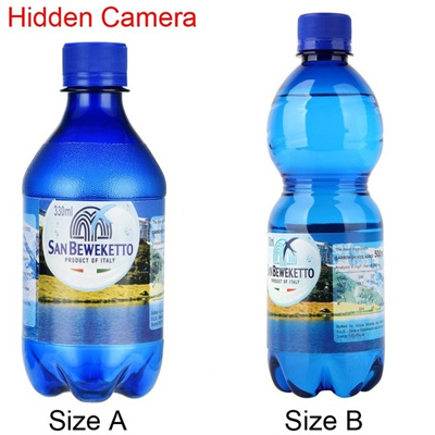 Portable 1080P Spy Water Bottle Camera Hidden DVR HD Camcorders Detection