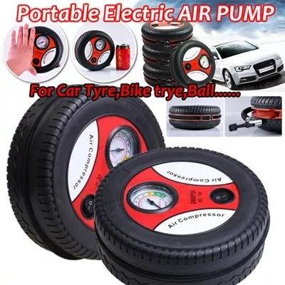 Qoo10 Mini Tire Inflator Mini Compressor 12v Auto Air Compressor