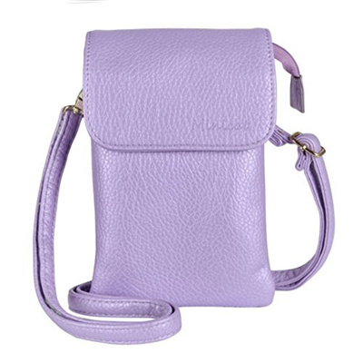 9977be2a44ea Qoo10 - MINICAT Roomy Pockets Series Small Crossbody Cell Phone Purse Wallet  B...   Bag   Wallet