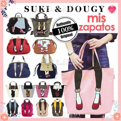 0de6b18d21b9d  SG DISTRIBUTOR BUY2FREE 100% AUTHENTIC JAPAN MIS ZAPATOS 💕 BACKPACK TOTE  SHOULDER BAG