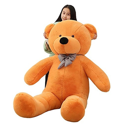 83a2889524bc Qoo10 - (Misscindy) Misscindy Giant Stuffed Teddy Bear for Girlfriend Cute  and... : Toys